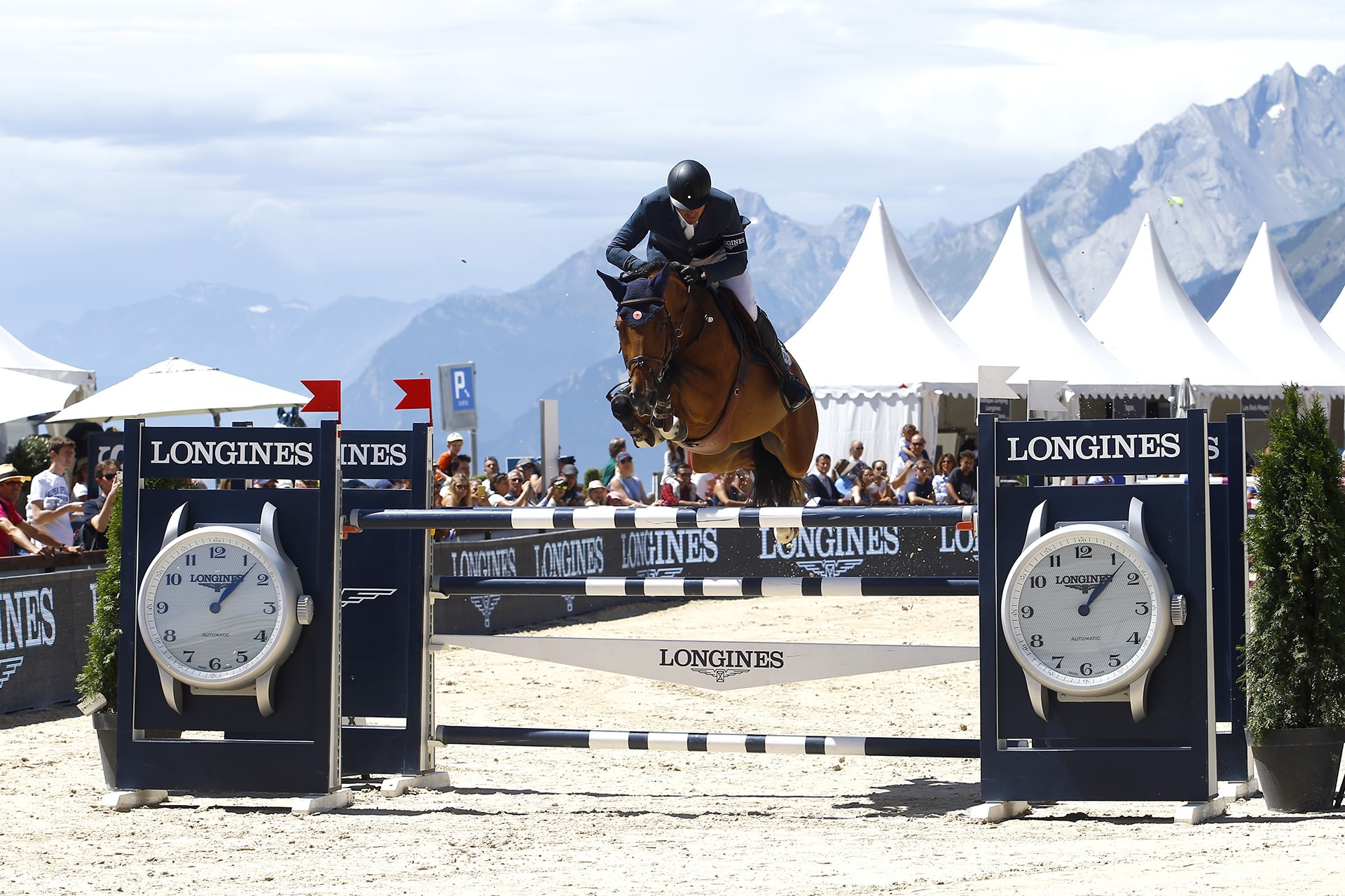 Jumping Longines | Many Way